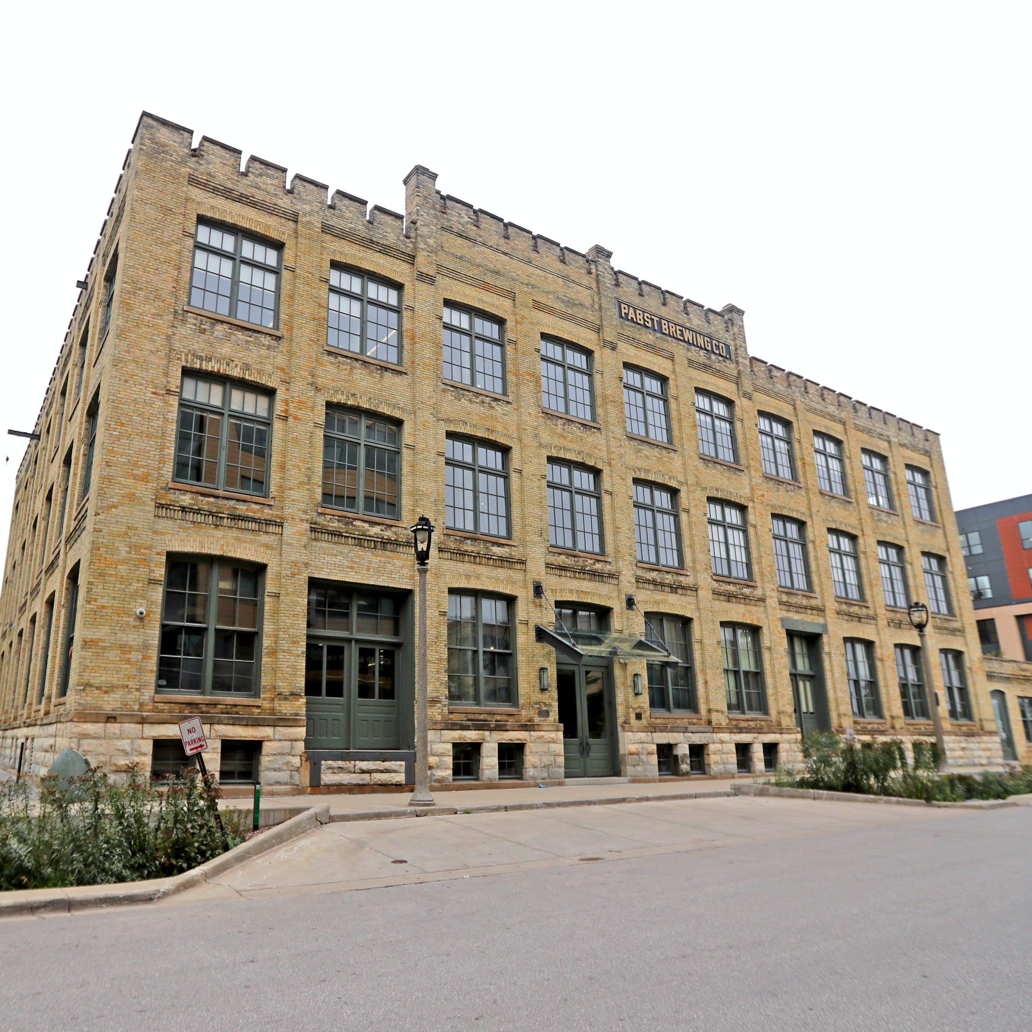 Pabst Boiler House building sold as work winds down on larger complex