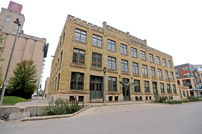 The historic Pabst Boiler House No. 10, 1243 N. 10th St., has been sold