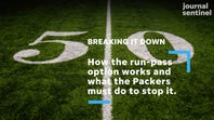 Breaking it down: Packers vs. Washington and the run-pass option