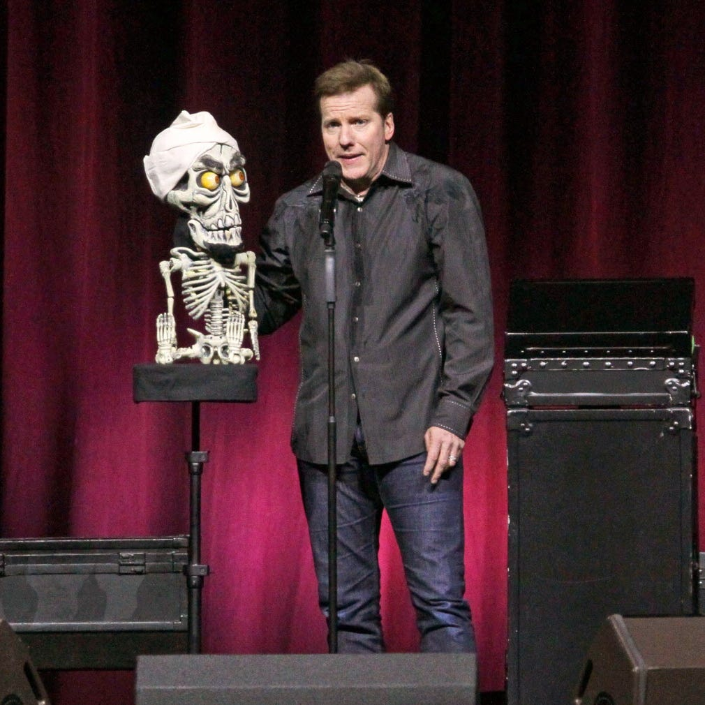 Concerts: Jeff Dunham brings comedy to the Wolstein in January