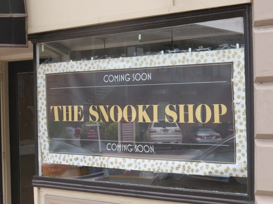 "Former ""Jersey Shore"" star Nicole ""Snooki"" LaValle is opening a retail store on Madison Avenue in downtwon Madison, N.J."
