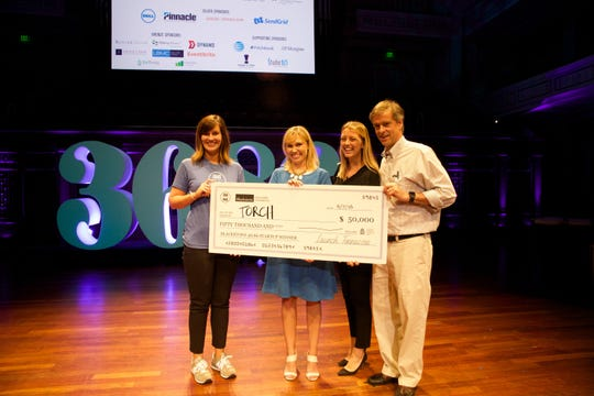 JumpFund partner Shelley Prevost, wins 36|86 pitch competition in 2016
