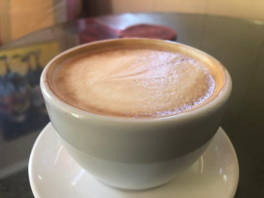 Our pick: A steamy cappuccino at Kunjani Craft Coffee & Gallery in Naples.