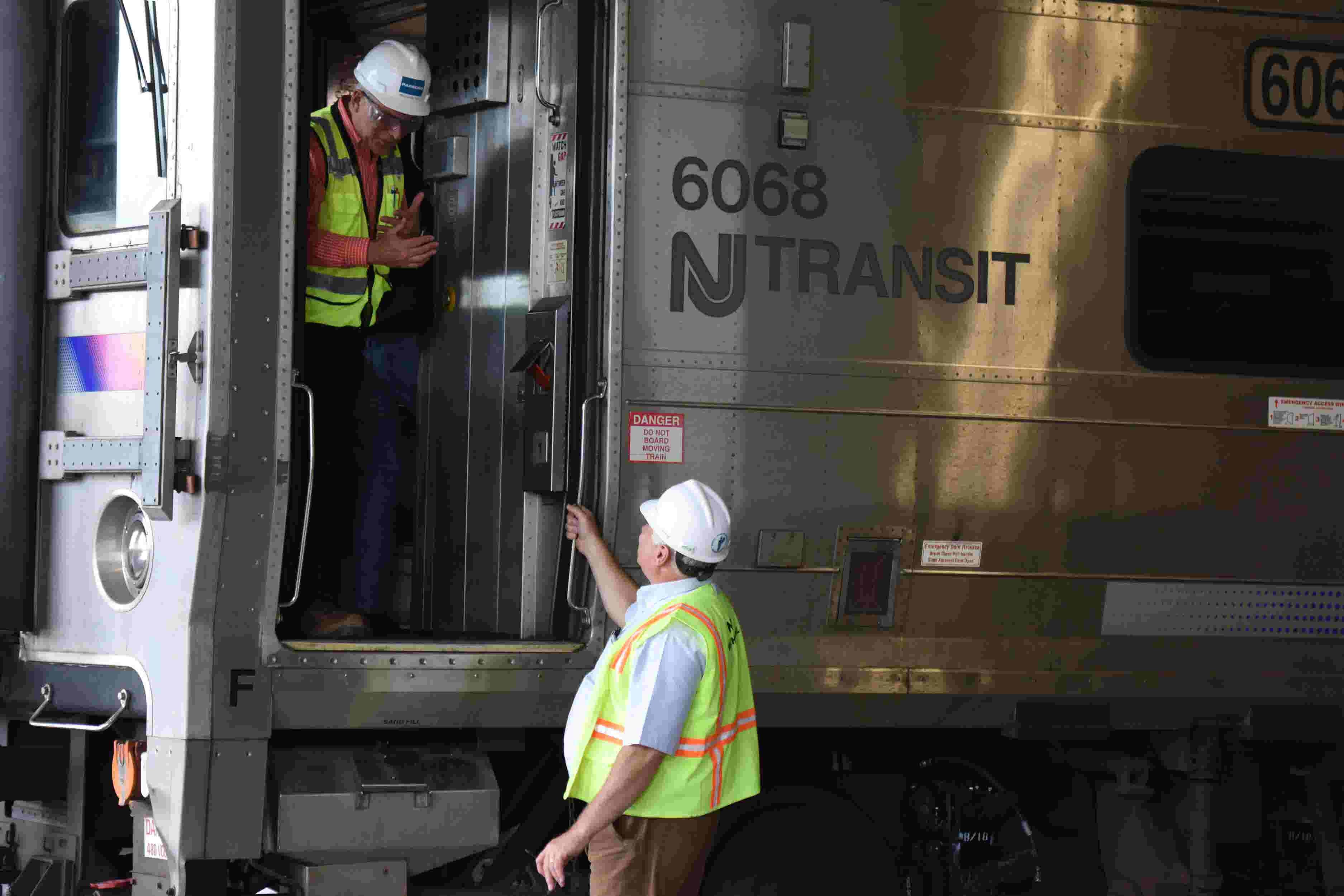 Feds Release New Guidance On 504 >> Murphy Nj Transit Will Finish Positive Train Control Feds Not Sure