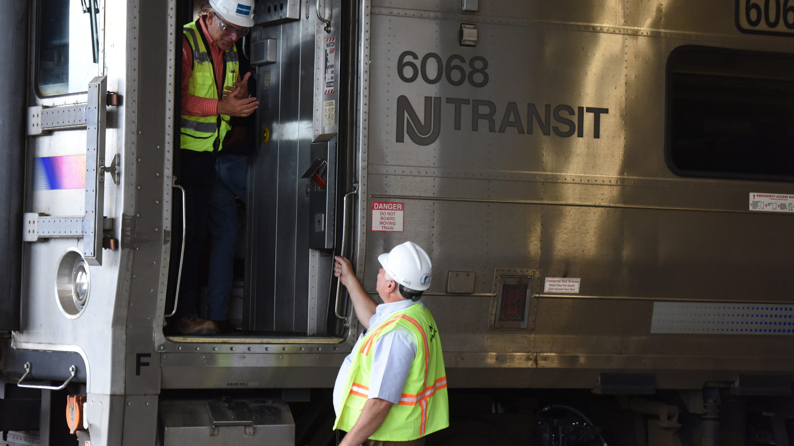 Nj Transit Delays Trains To Finish Positive Train Control