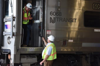 NJ Transit continued installation of Positive Train Control will result in discontinuation and schedule modifications for some trains.