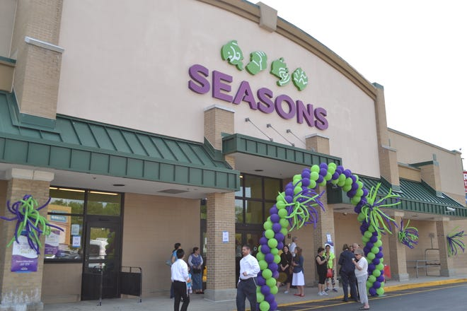 The Seasons supermarket in Clifton open in July, 2016.
