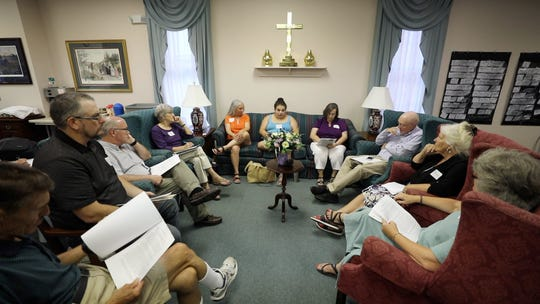No interrupting and no eye rolling — those are among the ground rules for Politics, Facts and Civility, a bipartisan discussion group that meets at Prince of Peace Episcopal Church in Gettysburg, Pennsylvania.