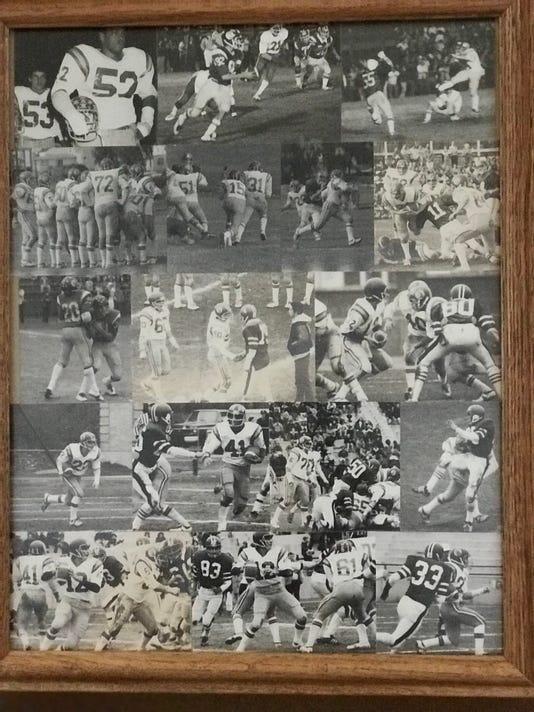 Belleville football 1978
