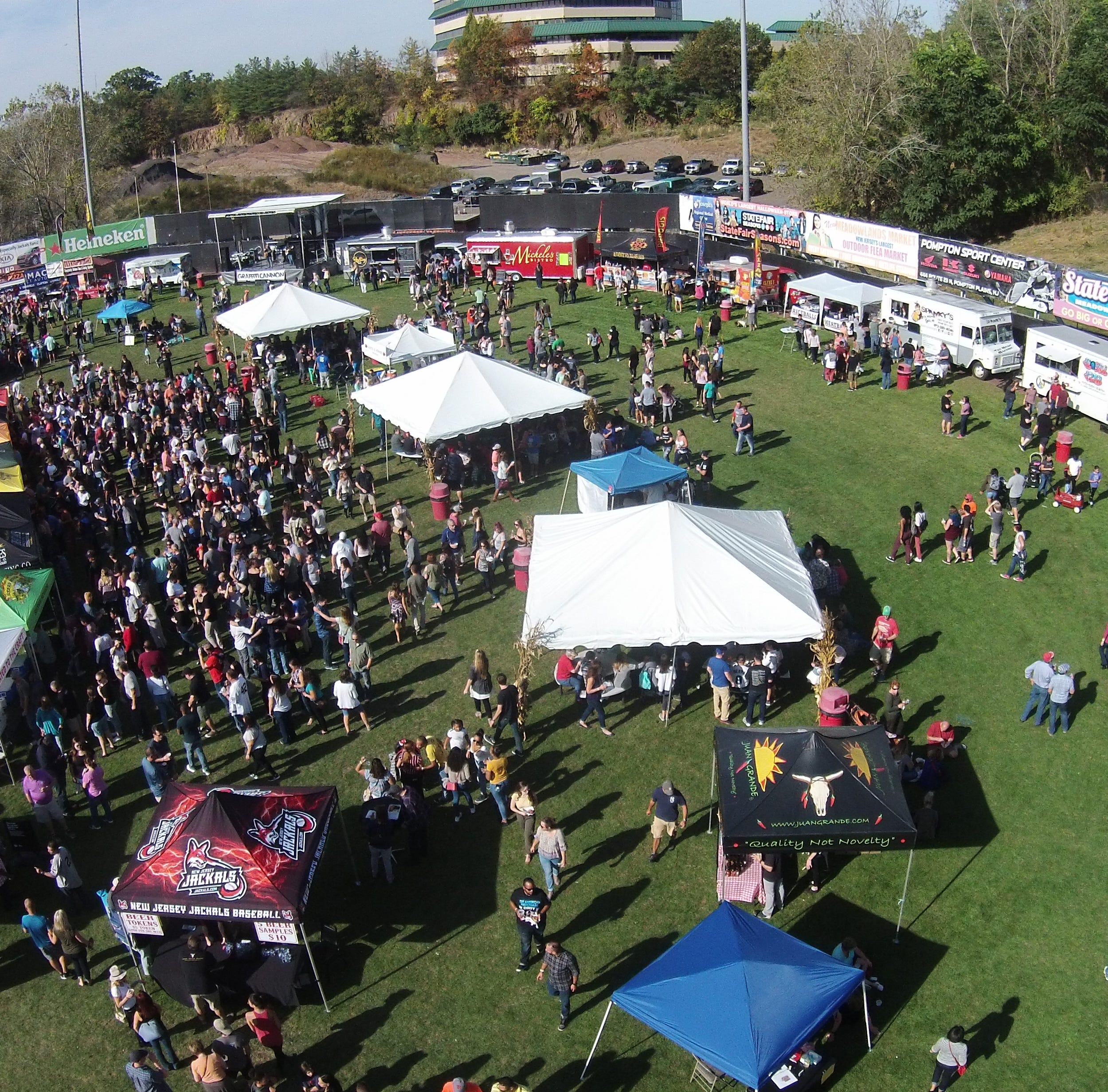 FYI: Food Truck and Craft Beer Festival headed to Yogi Berra Stadium