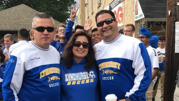 Lyndhurst raises more than $16,000 in memory of assistant soccer coach Fausto Arcentales