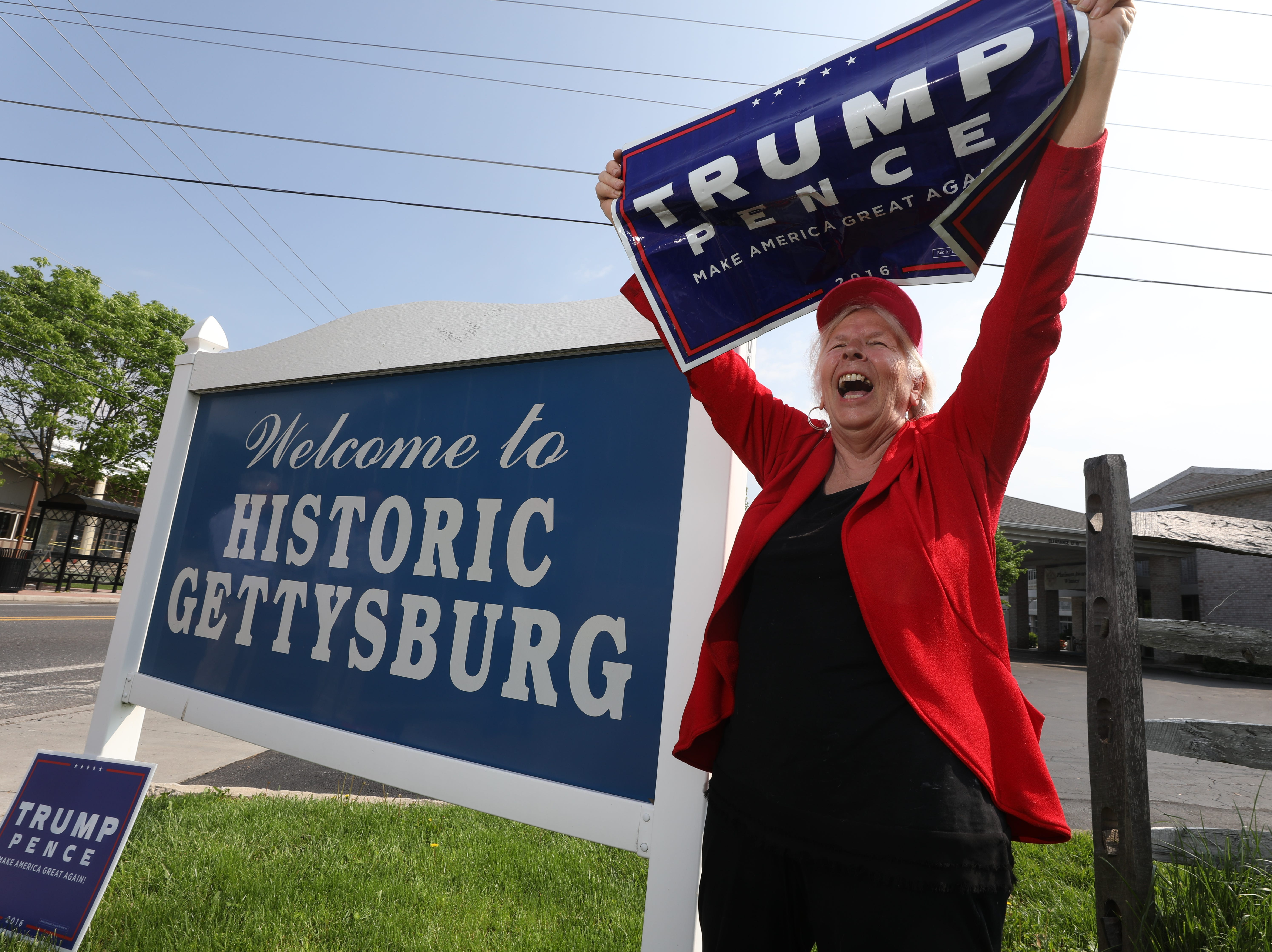 Gettysburg, Pennsylvania, is staunchly progressive and Democratic, while the rest of Adams County is something of a Republican bastion.