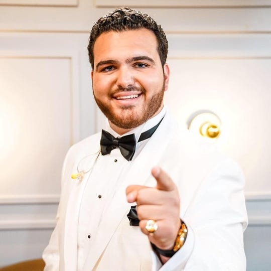 Sal Valentinetti will perform on Sept. 29atBergen Performing Arts Center in Englewood.