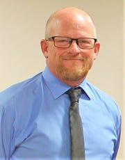 APS Acting Superintendent Jerrett Perry