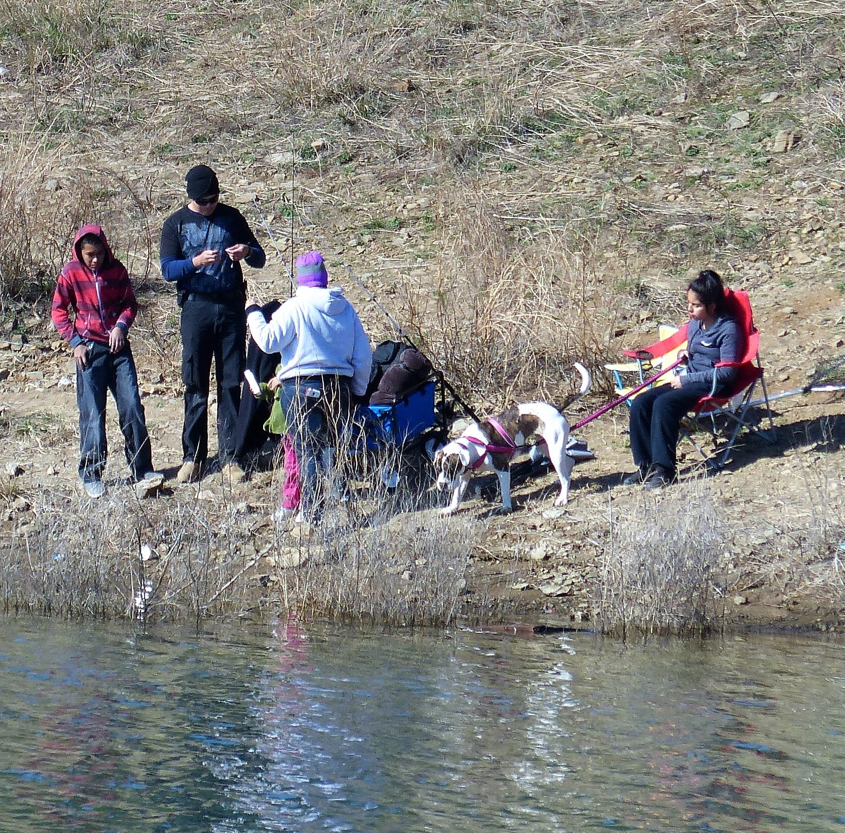 Everyone can fish in New Mexico without a license Saturday