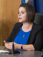Laurie Pohutsky is the Democratic Party candidate for the state House in the 19th District.