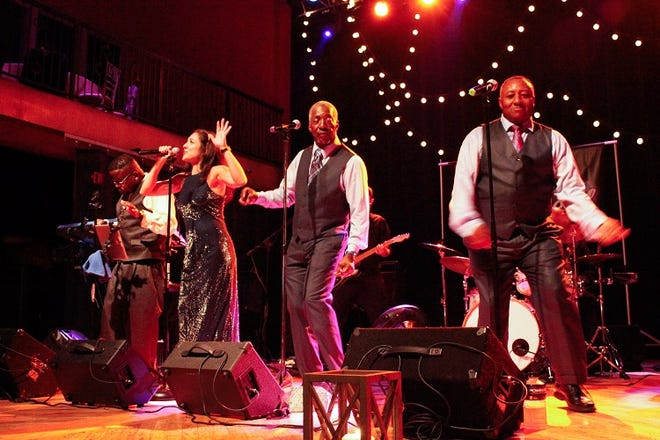Motor City Soul headlines a Sept. 29 fundraiser for the Partnership for the Arts & Humanities.