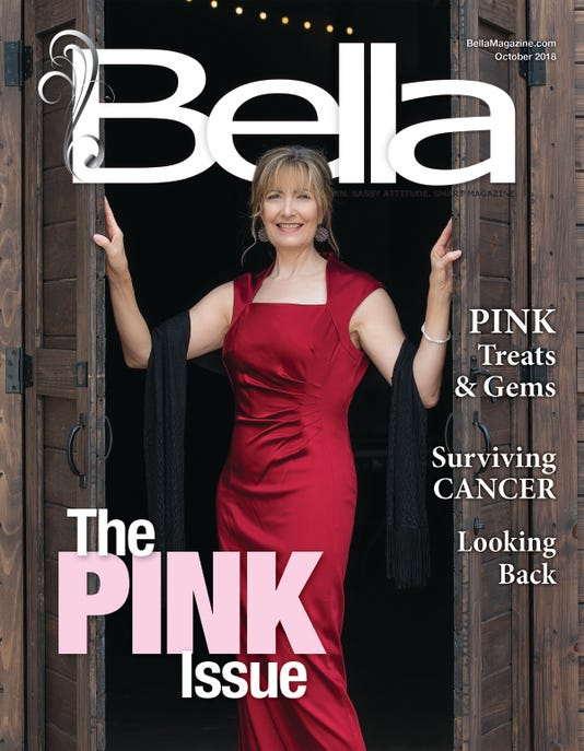 Bella October Front Cover