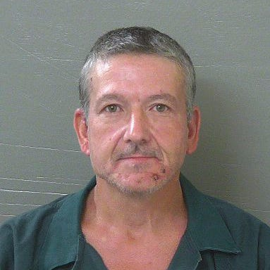 Escambia County man accused of lighting pregnant woman on fire, hitting her with sledge hammer