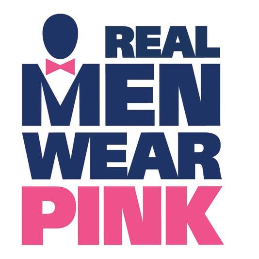 Men Wear Pink Logo