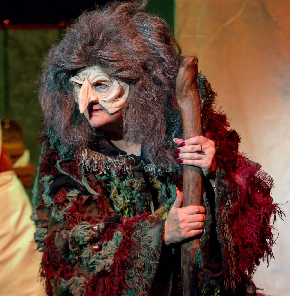 Pensacola Little Theatre stages revered musical 'Into the Woods' for three weekends