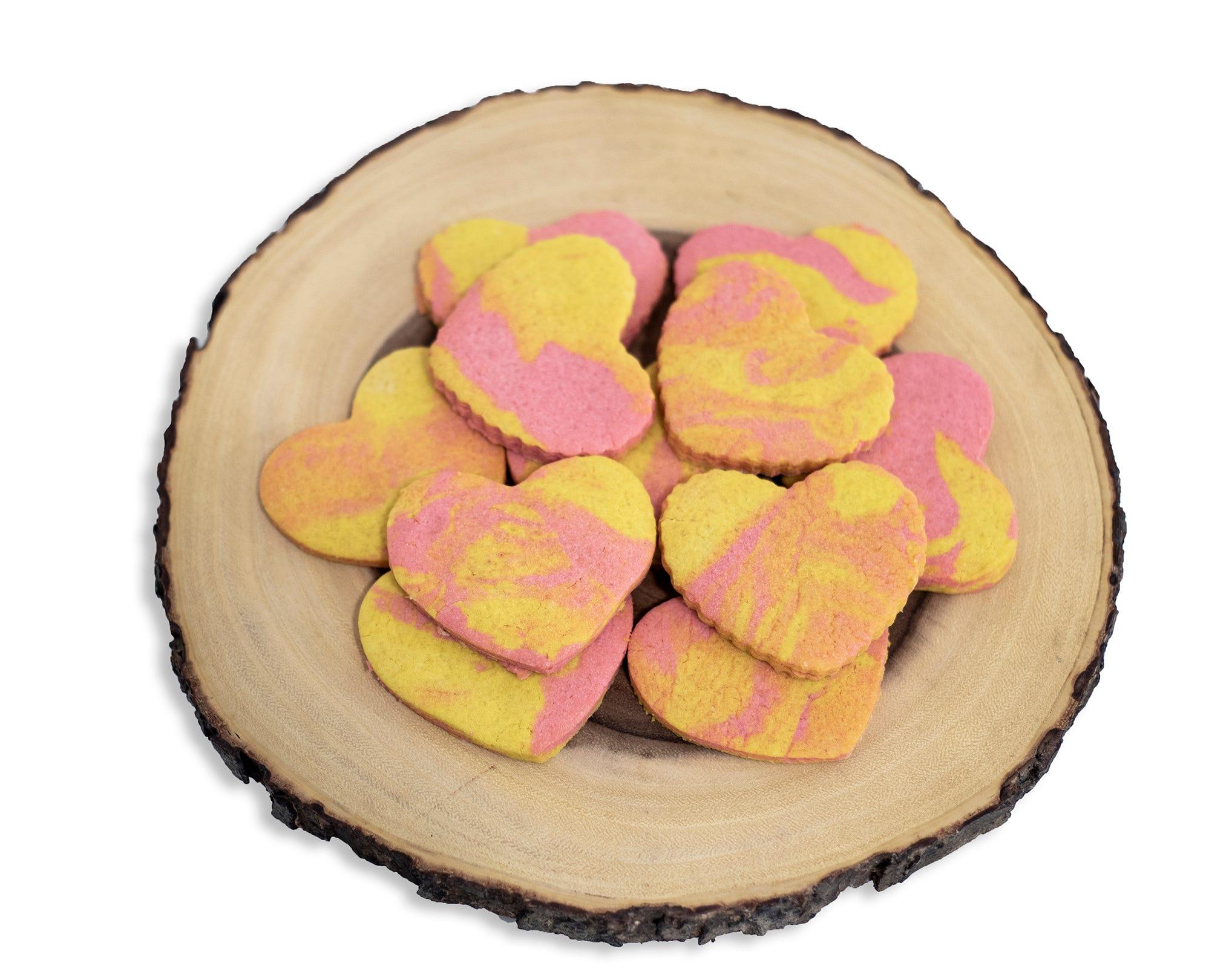 Twisted Sugar Cookies, Bluejay's Bakery.