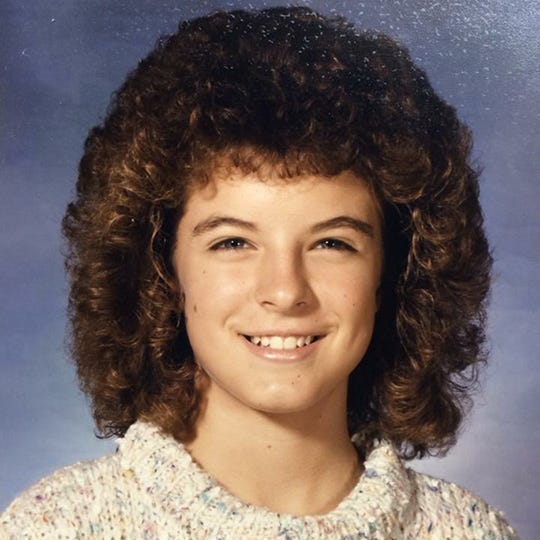 We all start out similar to this photo of the author in the sixth grade — the brows we were born with had a mind of their own.