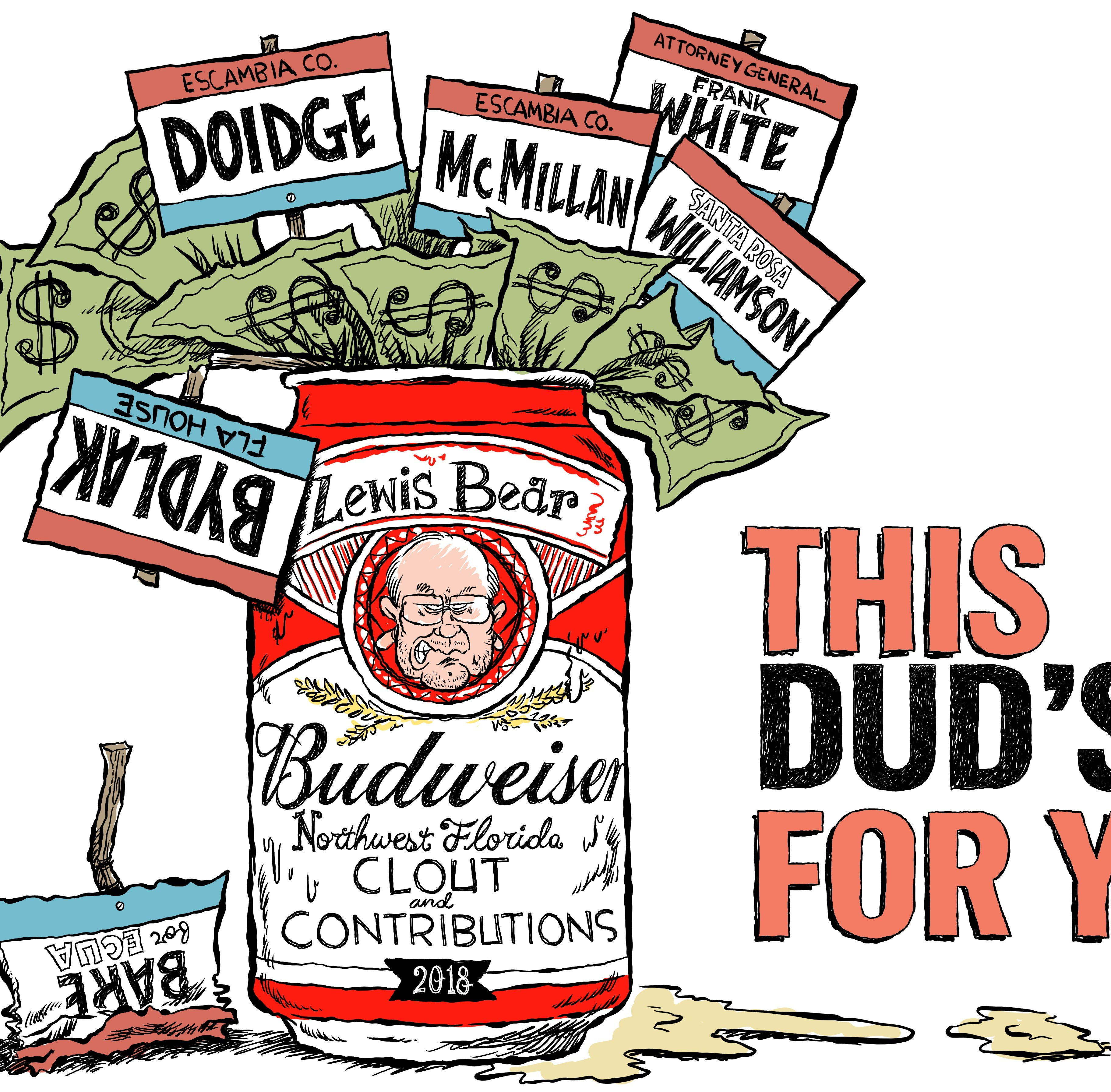 Don't pay for politics. Beer is better | Andy Marlette