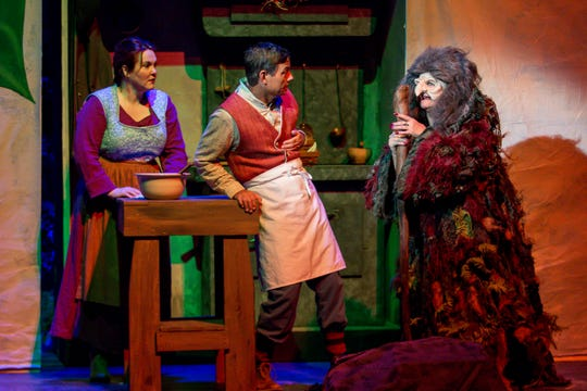 """This is the last week to catch the acclaimed musical """"Into the Woods"""" at Pensacola Little Theatre."""