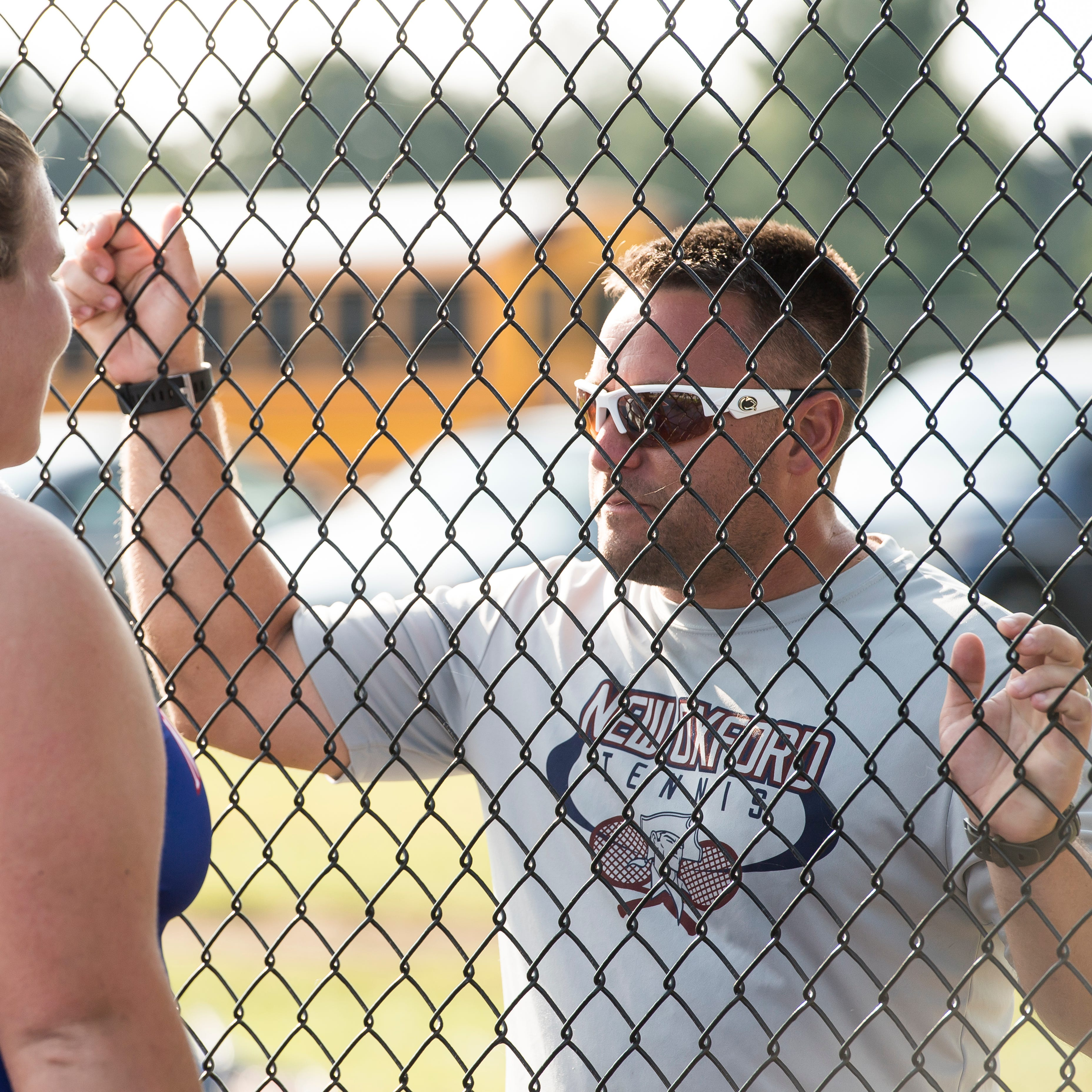 'More than just tennis': New Oxford coach with rare heart disease inspires team