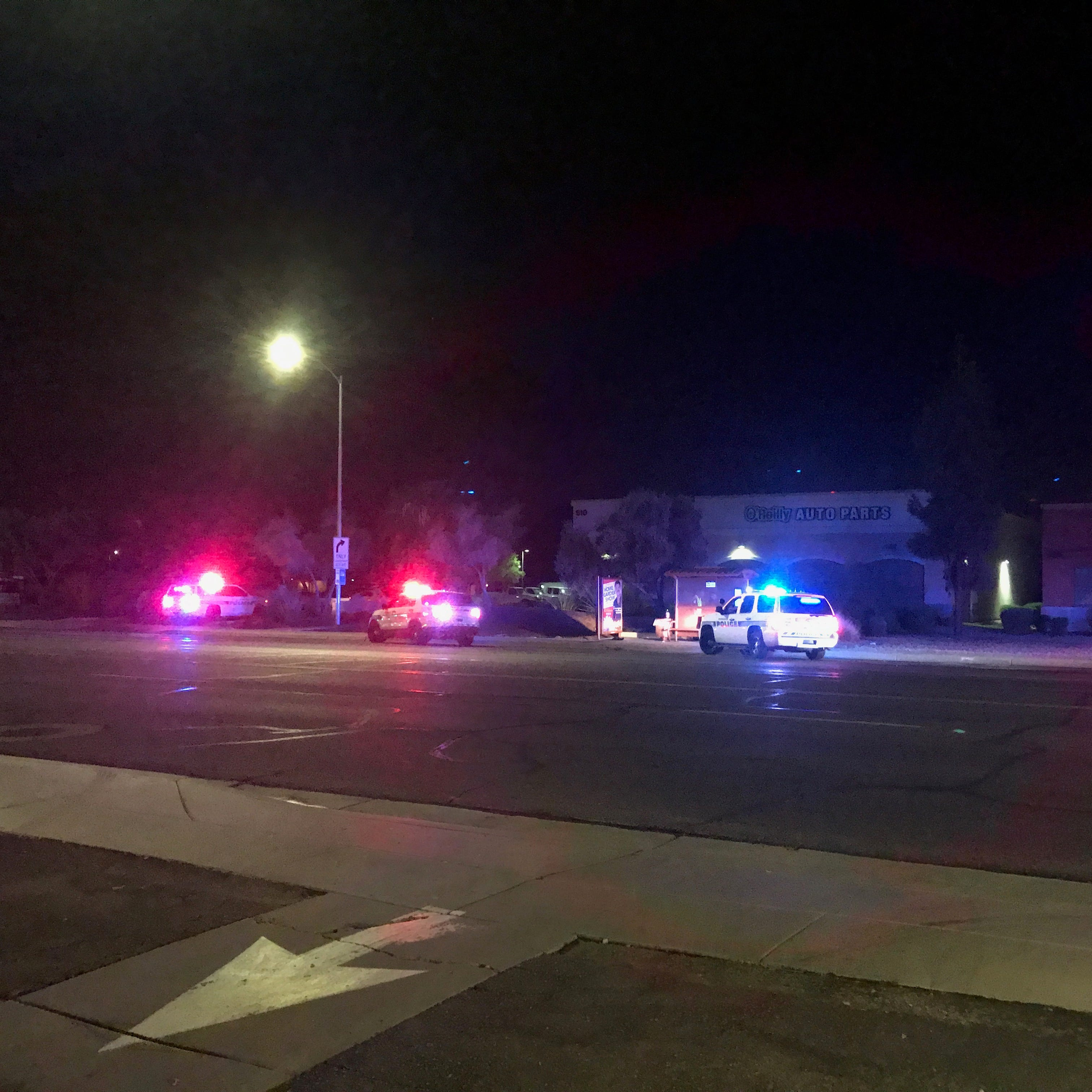 2 shot, 1 stabbed during fight at Chandler party