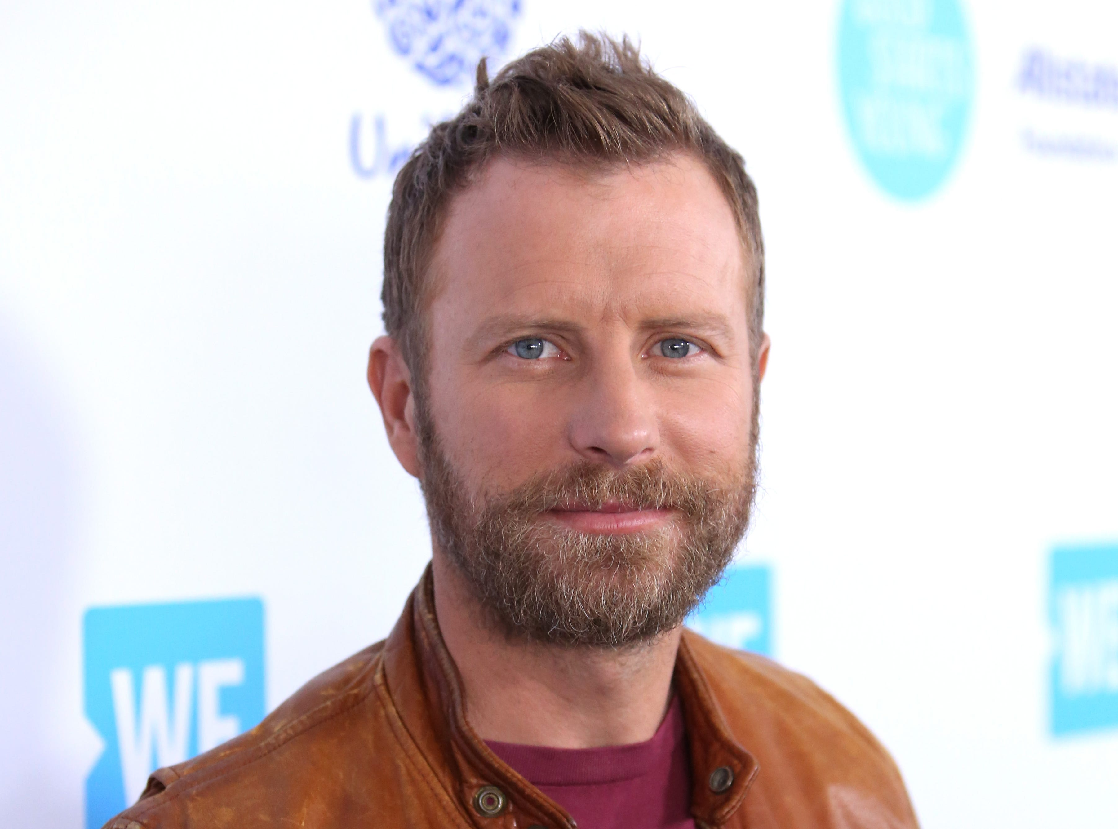 Dierks Bentley attends WE Day California  at The Forum on April 19, 2018, in Inglewood, California.