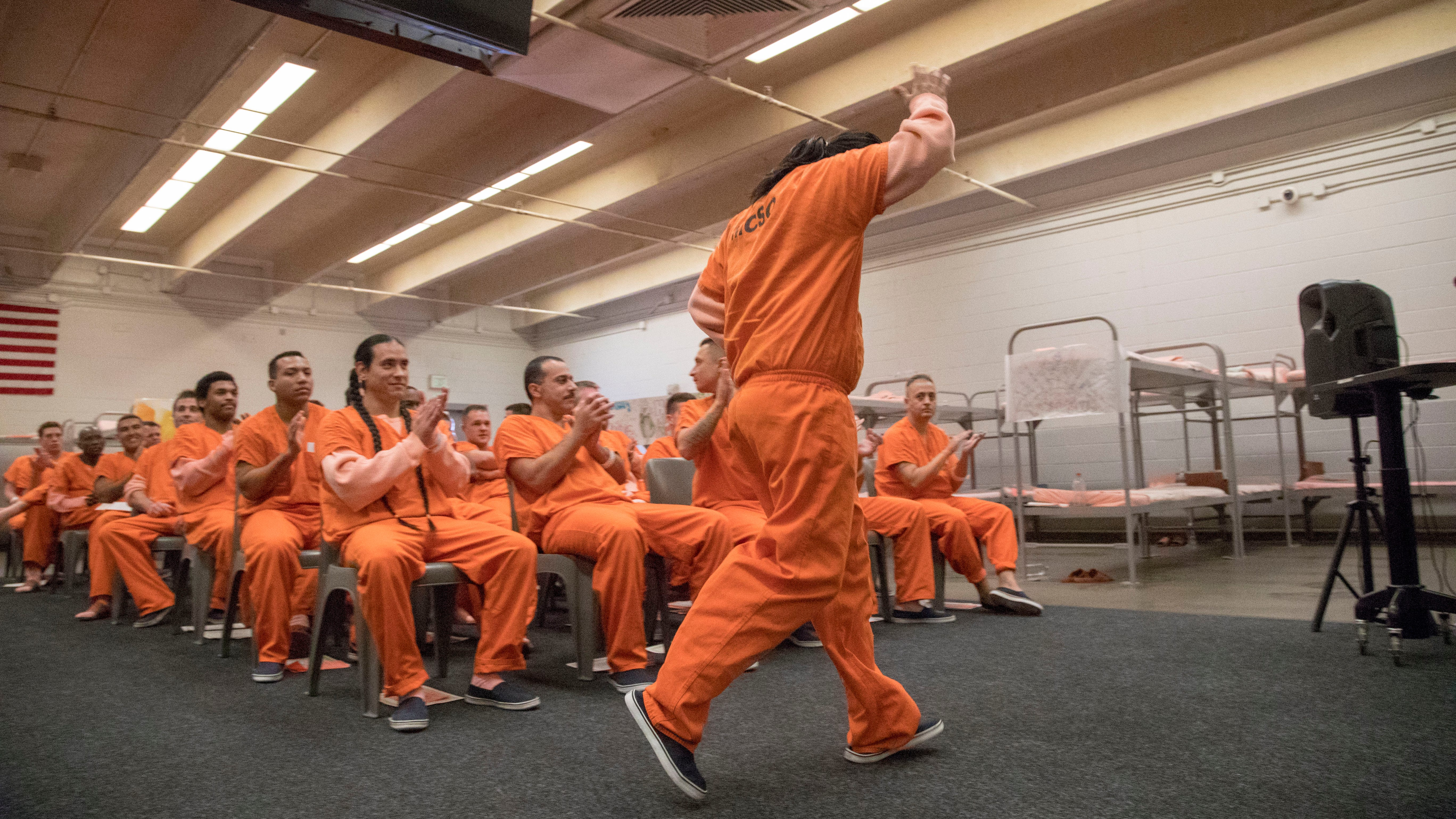 Life after lockup: Twists and turns for 2 ex-inmates addicted to drugs