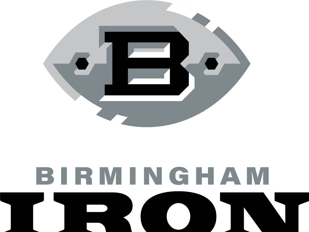 The Birmingham Iron will play at Legion Field Stadium.