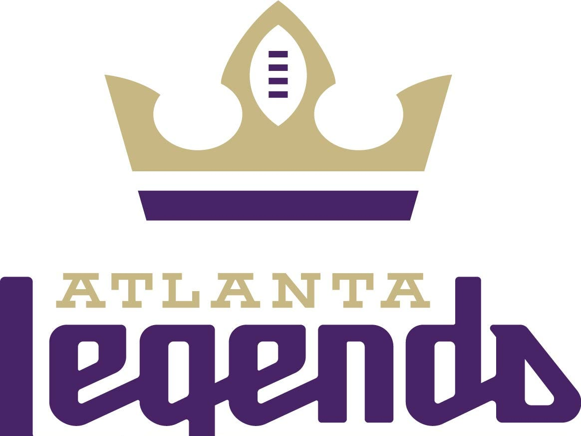 The Atlanta Legends will play at Georgia State Stadium.