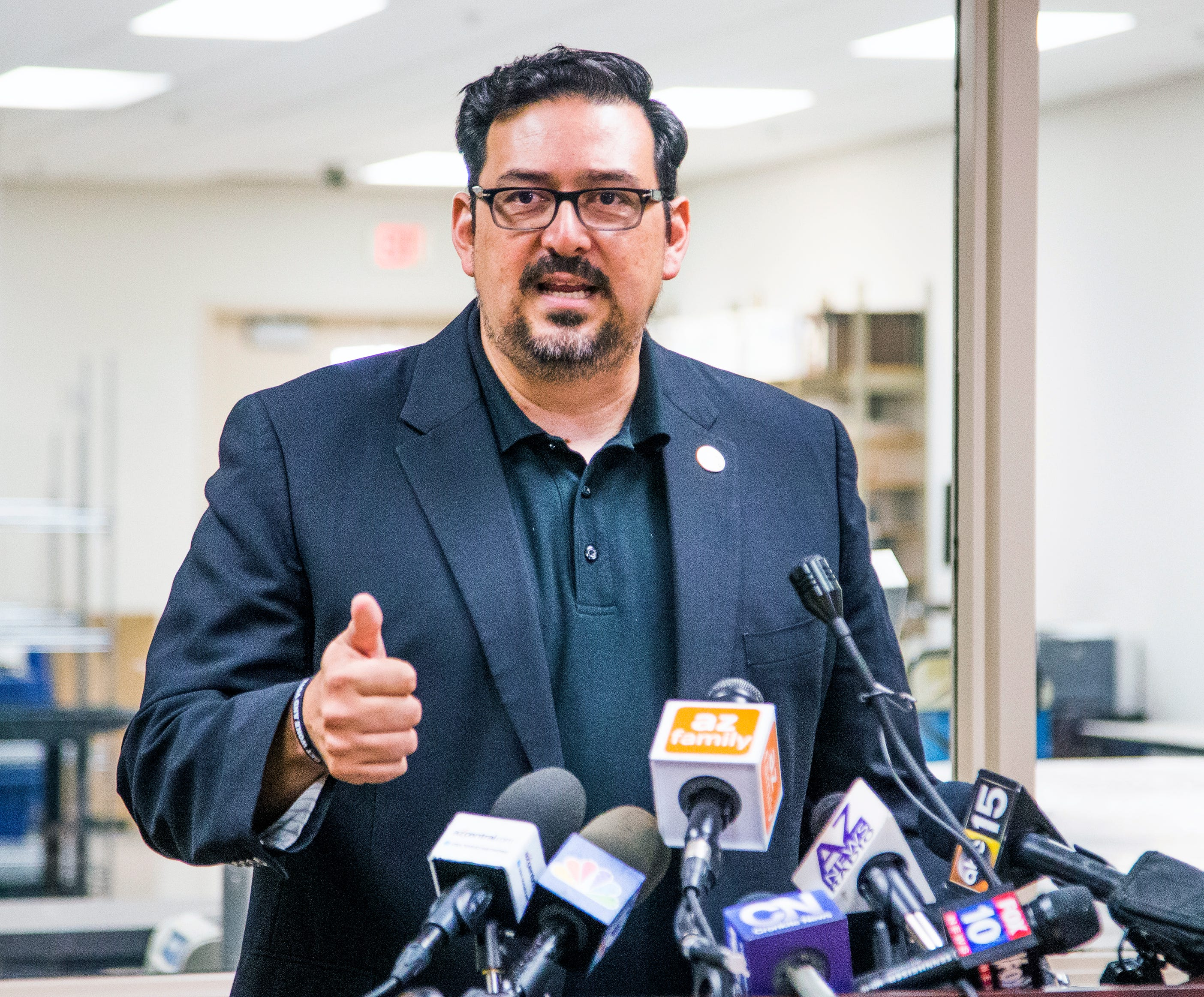 Maricopa County Recorder Adrian Fontes releases report he said he wouldn't | AZ Central