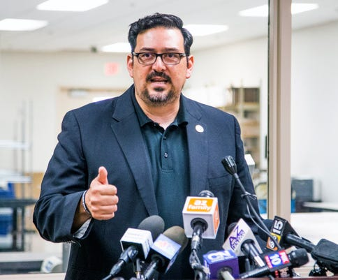maricopa county recorder Adrian Fontes