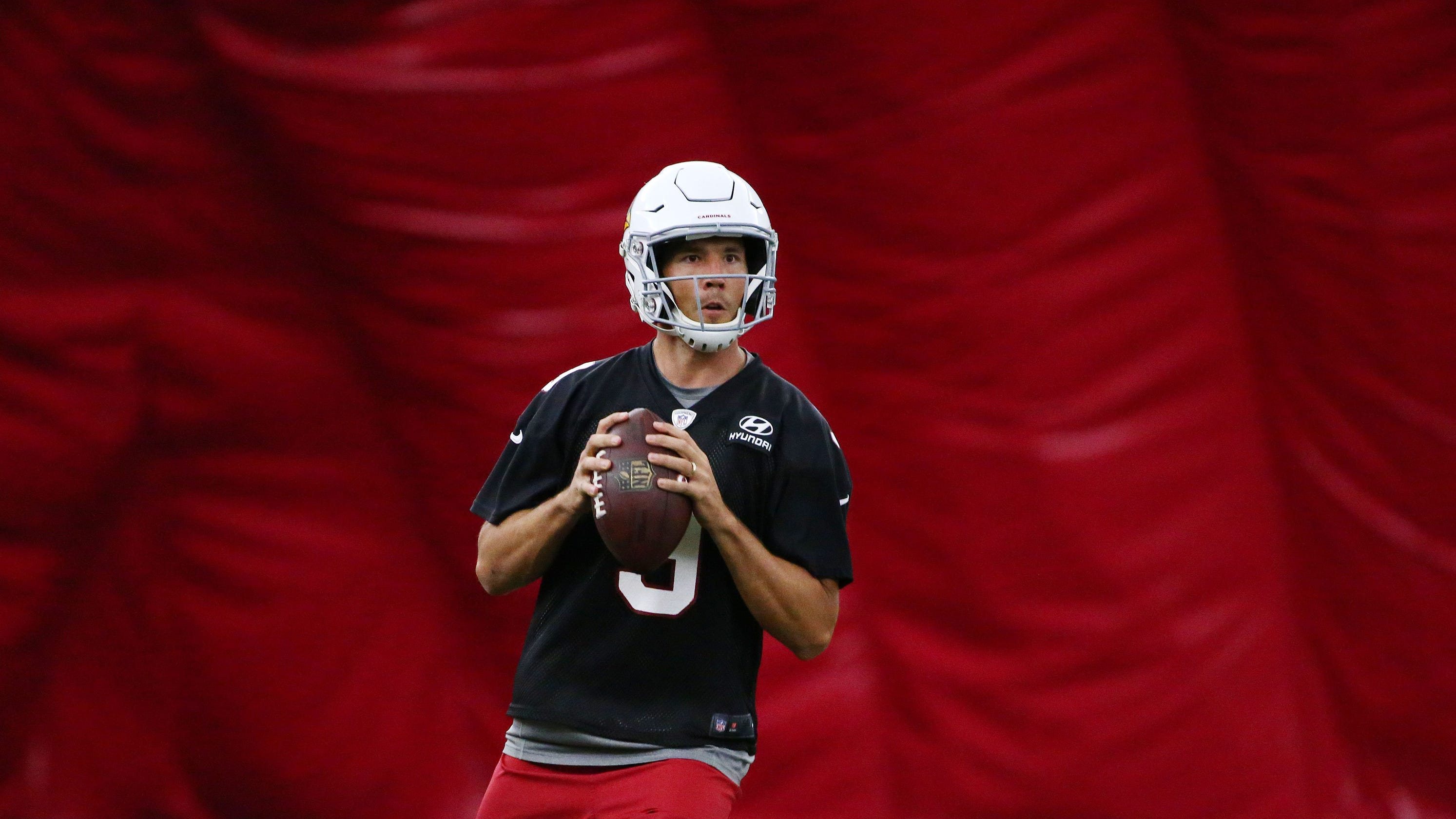Arizona Cardinals  Sam Bradford expects to play faster against Bears d0b6d8e66