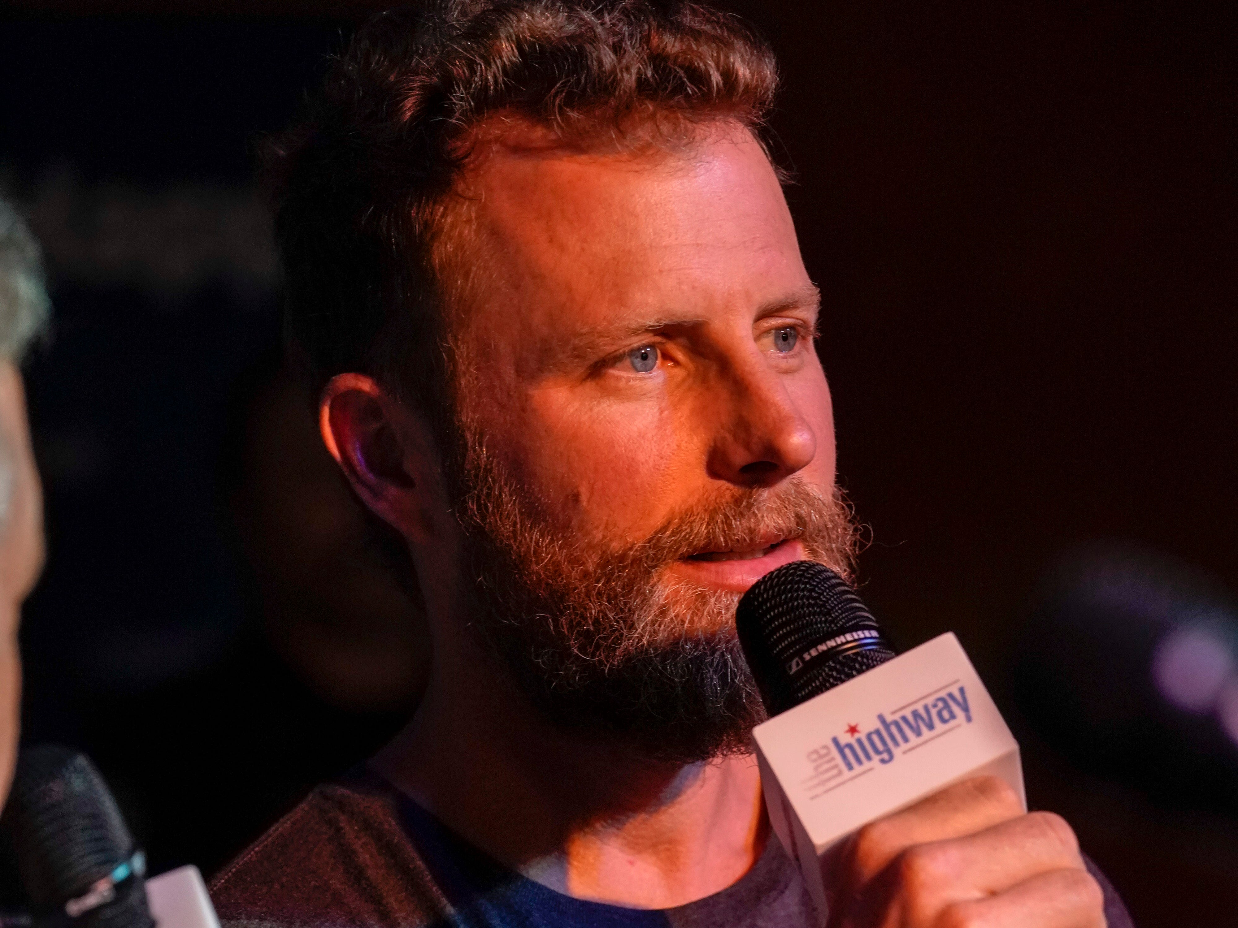 Dierks Bentley performs  on June 7, 2018 in Nashville.