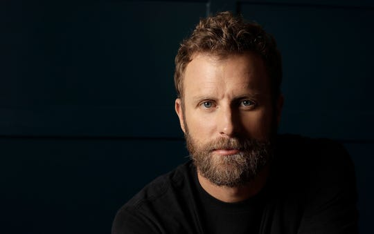 Dierks Bentley, photographed in 2018.