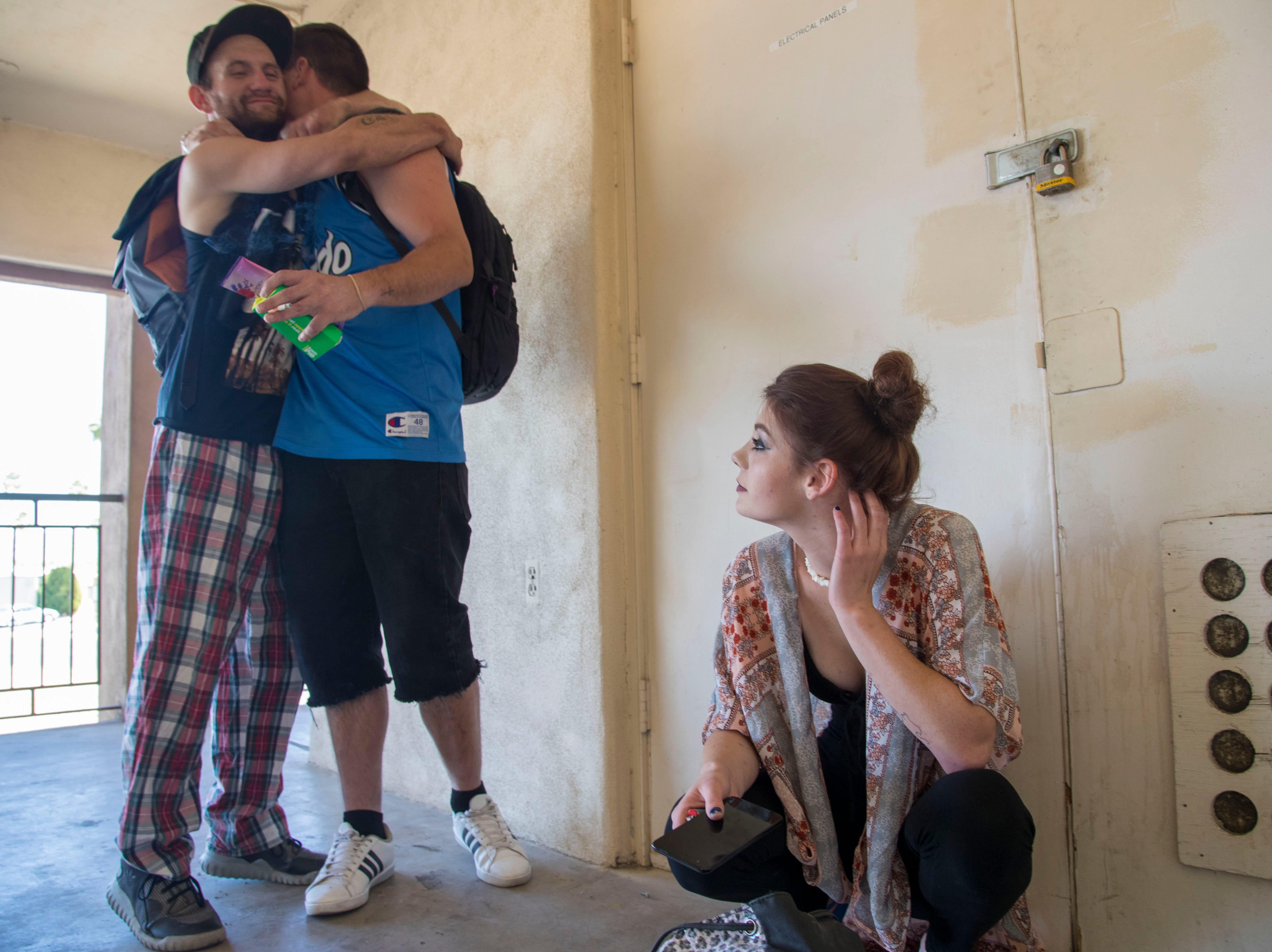 """After his release from jail, Cody Ramos vowed to stay away from the friends he once had that were still involved in using drugs. """"Being sober and healthy, it's way easier to set that boundary now,"""" Ramos said."""
