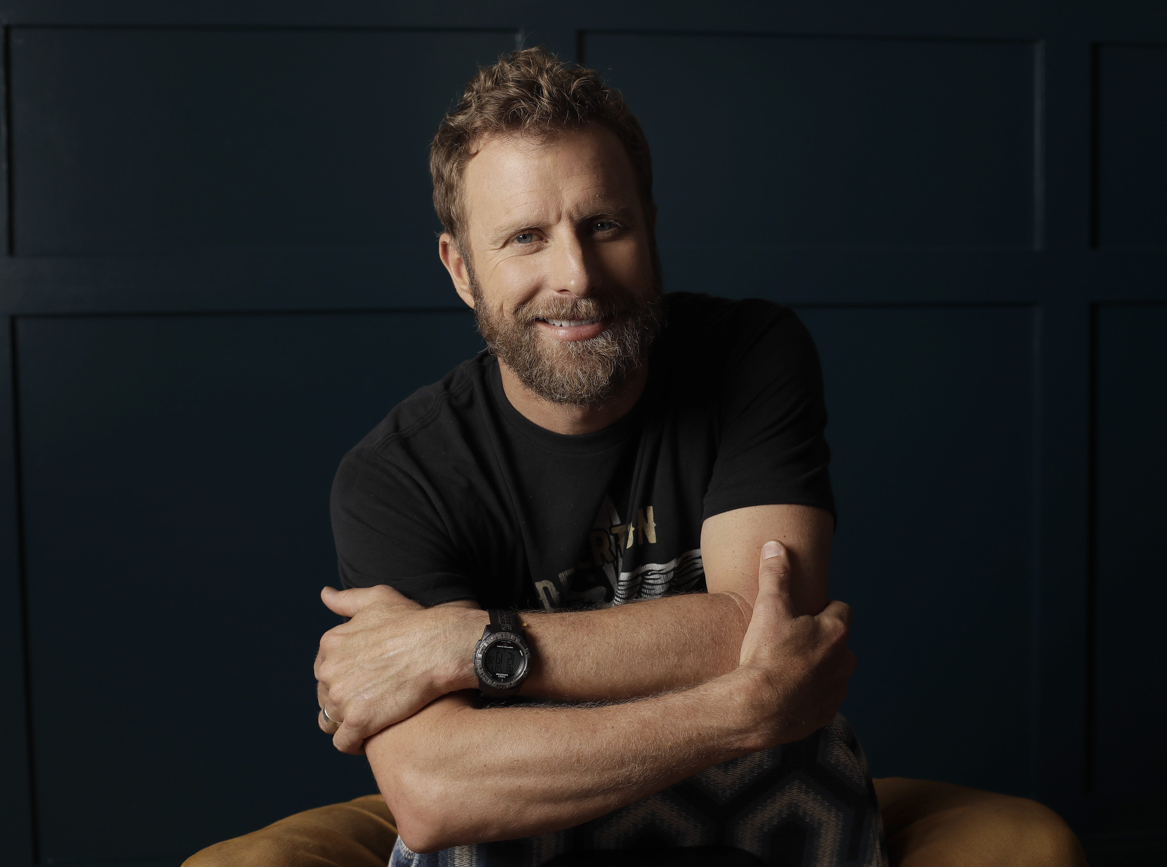 Dierks Bentley, photographed May 7, 2018.