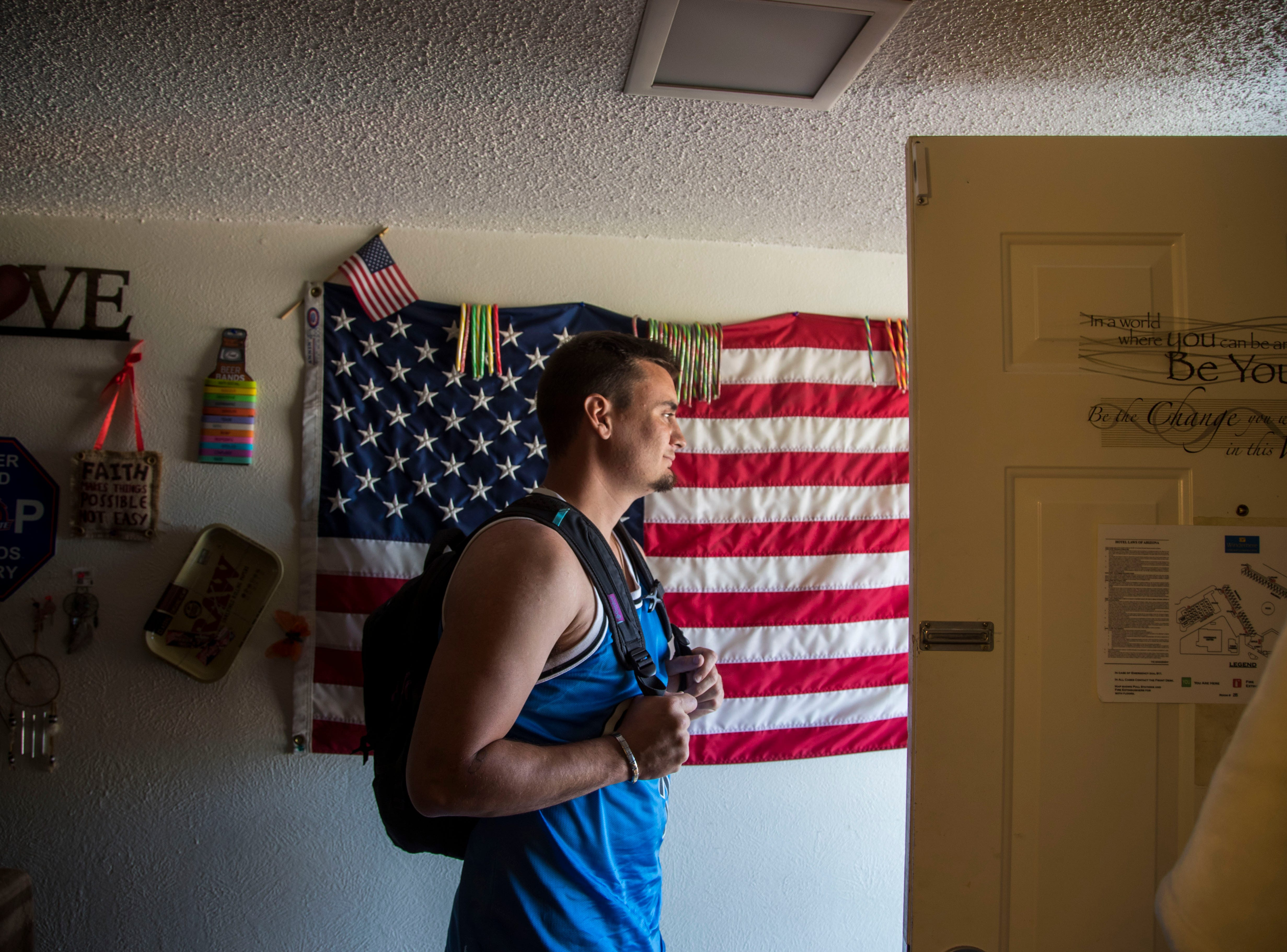 """Cody Ramos says his bond with his parents and younger brother has hit new highs since he graduated from the Mosaic program. """"I know how proud they are of me,"""" Ramos said."""