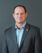 Aaron Rippenkroeger, executive director of the International Rescue Committee in Phoenix.