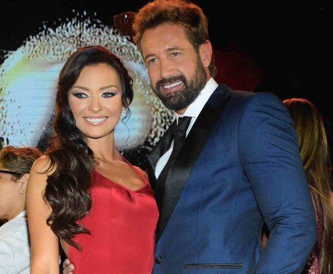 Irina busca oportunidades en Hollywood y parece que Gabriel la acompaña.