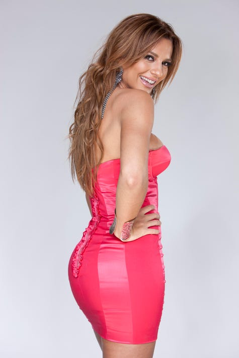 Cecilia Galliano Televisa