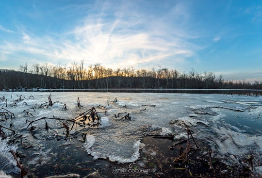 If the Great Swamp freezes, cross-country skiing and snow-shoeing are favorite winter activities.