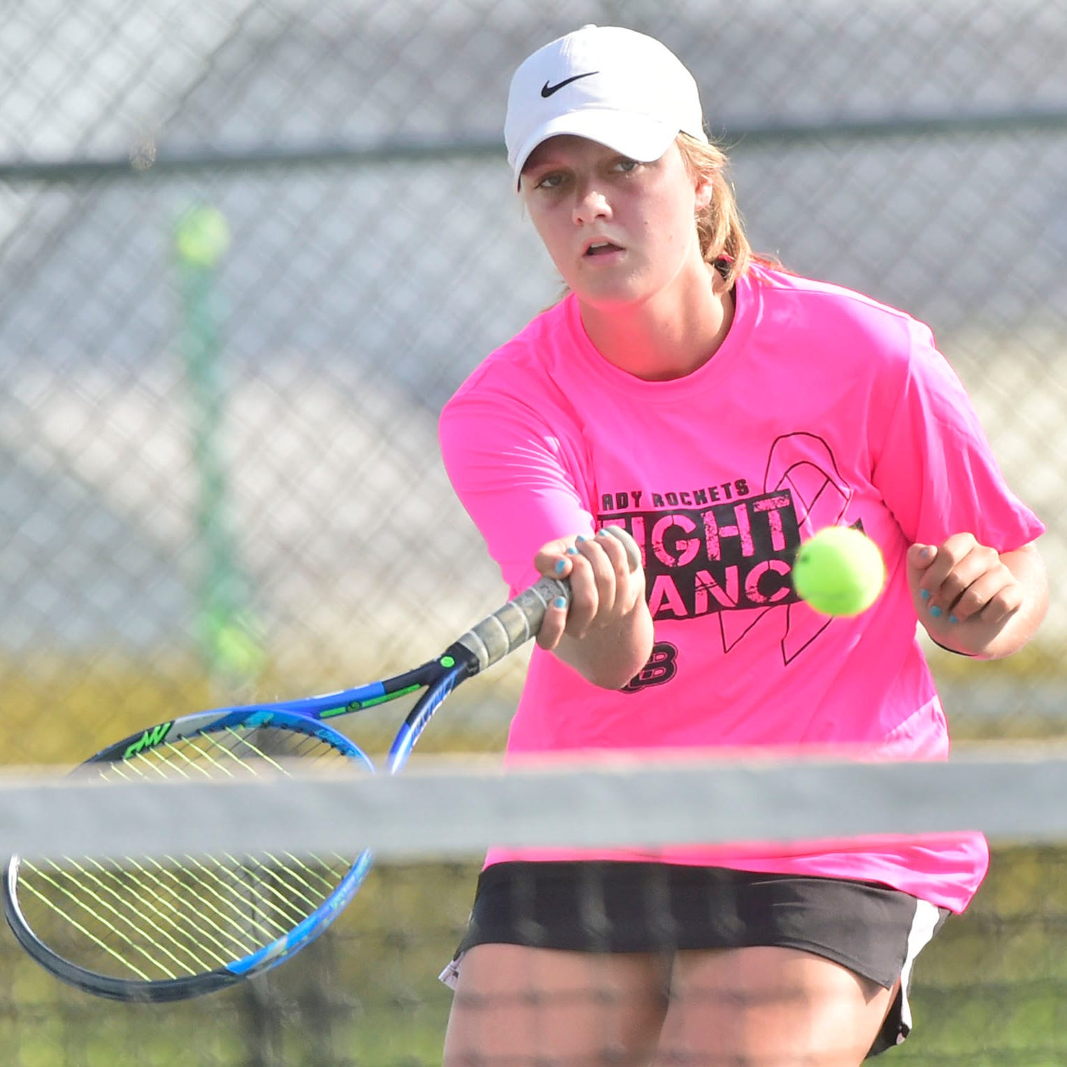 James Buchanan tennis putting together special season