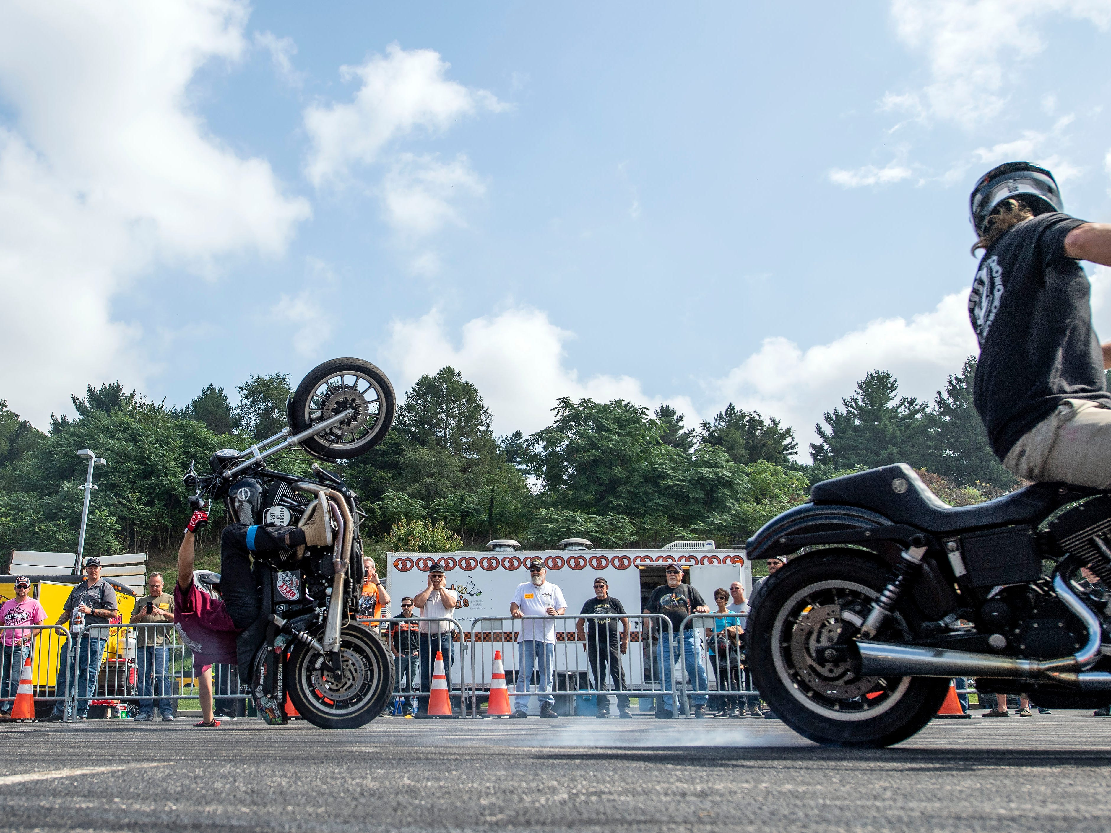 Get revved up for York Bike Night with Harley-Davidson's open house