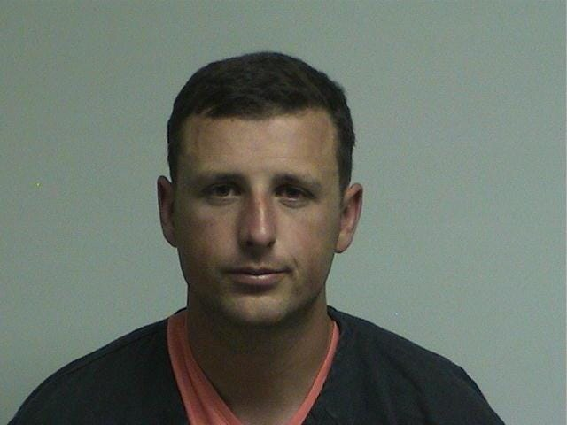 Joshua Iori-Tone, a Reno Police Department officer, was arrested at a concert in Stateline on July 21.